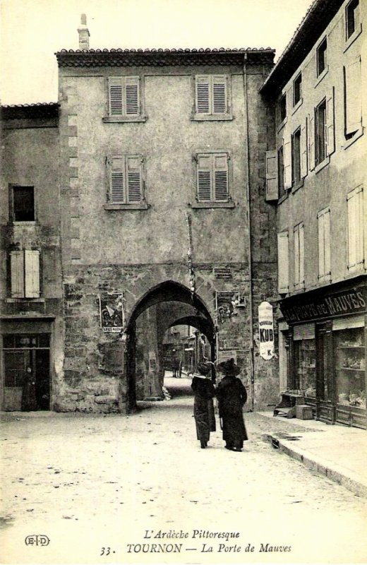 porte de Mauves
