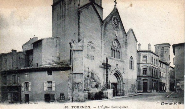 Place saint Julien