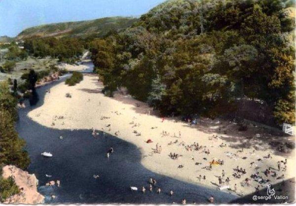 Douce plage