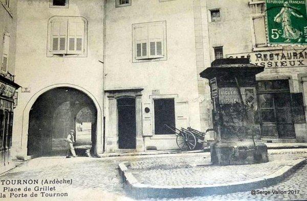 Place du Grillet