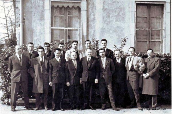 conseil municipal de l'époque