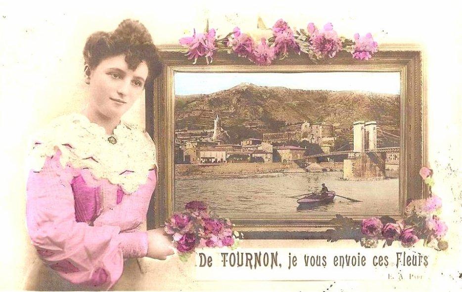 TOURNON D'AUTREFOIS à AUJOURD'HUI