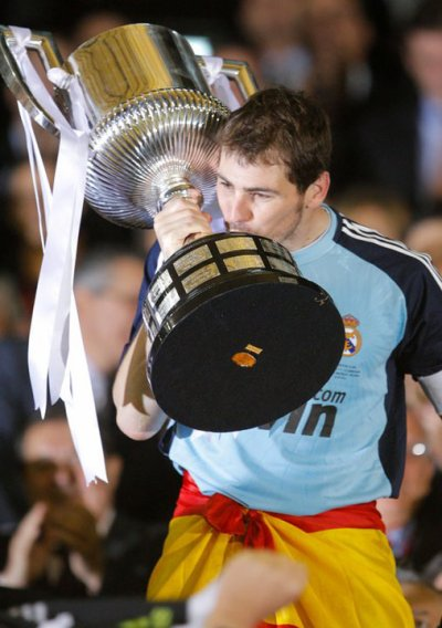 Iker Casillas. ♥