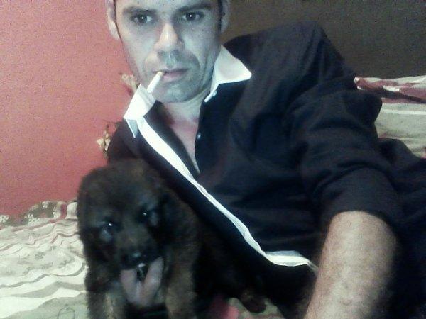 mon pettie chien