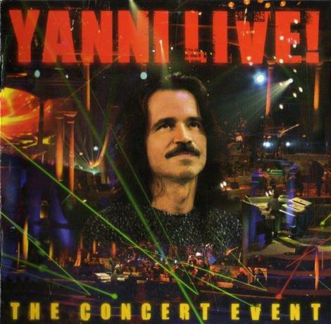 Yanni Live The Concert Event 2006 / Yanni - Rainmaker  (2010)