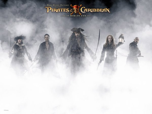 Pirates of the Caribbean / Caitlin dotcodotza Pirates of the Caribbean - Violin -  (2007)
