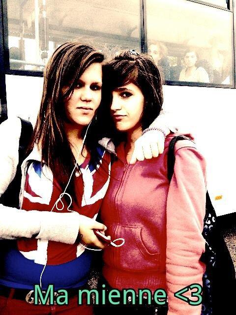 mon ange et ma soeur de coeur
