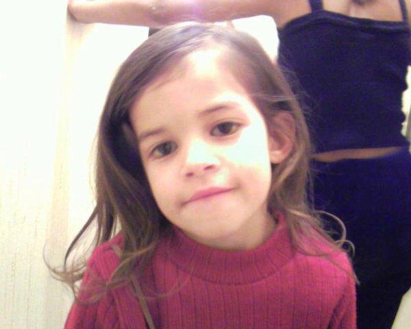 voici ma petite cousine