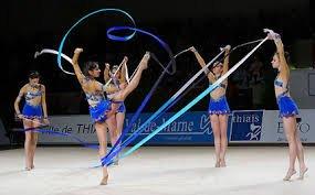 La Gymnastique Rythmique et Sportive !! <3<3