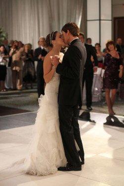 OTh wedding leyton naley brulian gif white collar sarah and neal and TVD damon