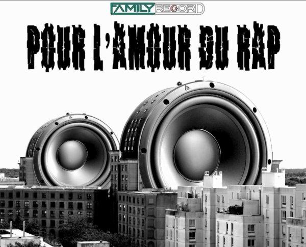 """Mixtape """"Pour l'amour du rap"""""""