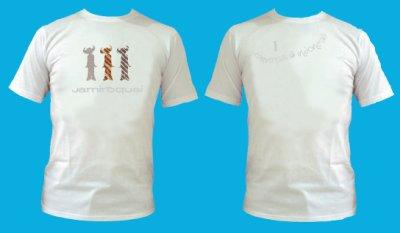 tee-shirt jamiroquai