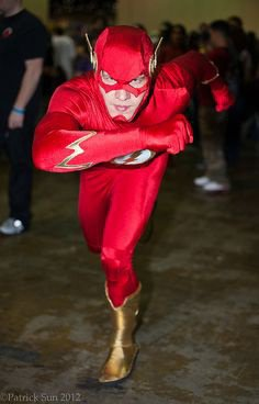 Cosplay Flash