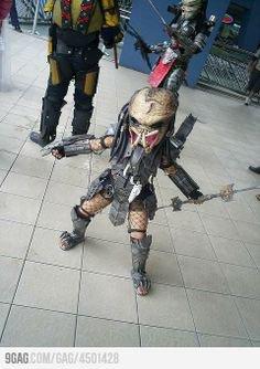 Cosplay Predator