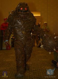 Cosplay Clayface