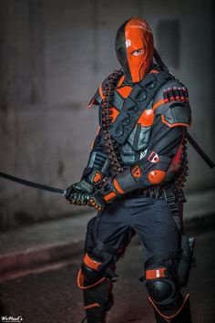 Cosplay Deathstroke