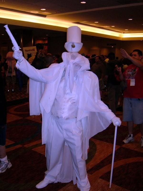 Cosplay Phantom Gentleman