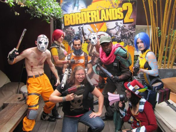 Cosplays Borderlands