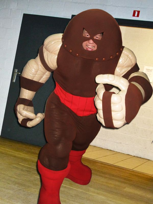 Cosplay Juggernaut