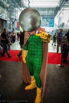 Cosplay Mysterio