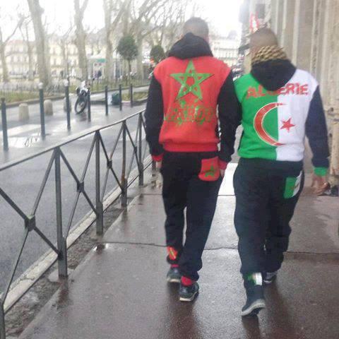 un marocain ! un algerien tro mimi se roloton