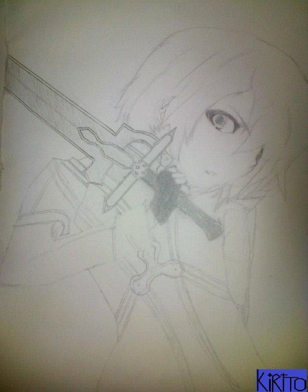 Sword art online, Kirito