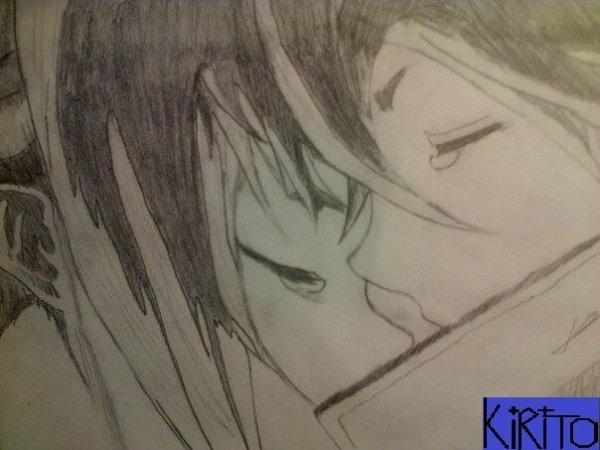 larme partager ( Sword art online )