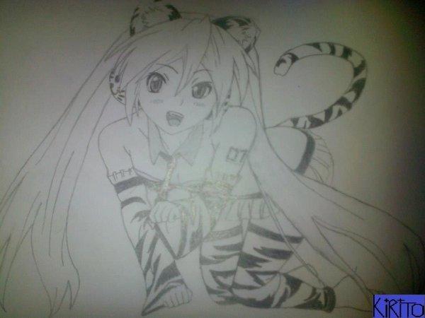 Miku Hatsune, Neko