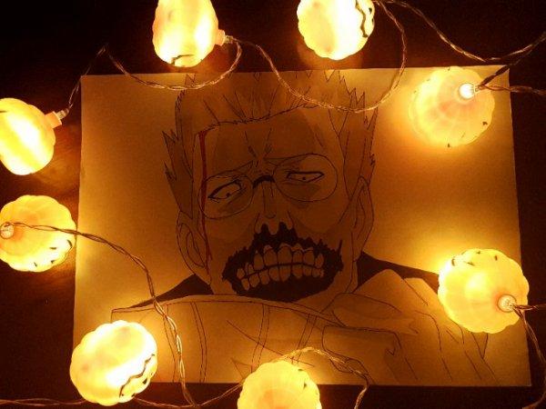 Tokyo Ghoul ( spécial Halloween )