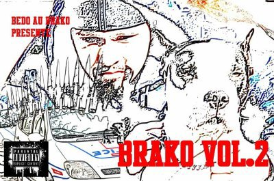 "mixtape ""brako vol.2"""