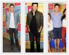 * Quelques tenues de Cory Monteith en conférence pour Glee *