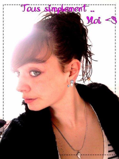 ->J'aimerais être à celle que tu pense; chaque jour =$♥