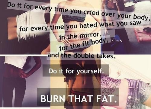 want it ? work for it!