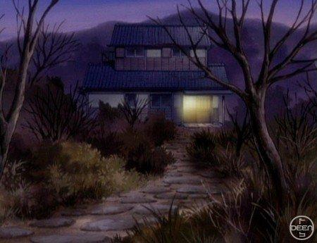 Chapitre 10 : La maison