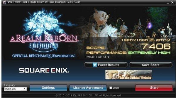 Hello, Final Fantasy XIV