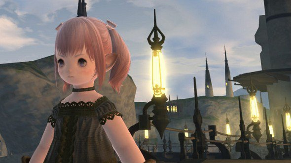 Final Fantasy XIV: A Realm Reborn will Support on PS4