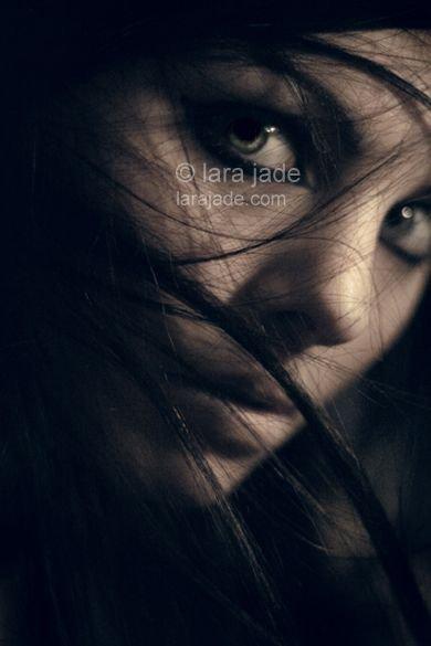 La photographe Lara Jade