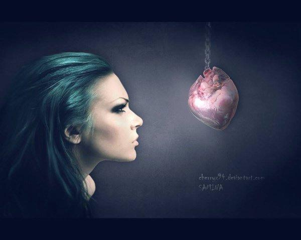 Parfois tout nous sépare des autres coeurs ....Aime ta différence fais en une force et non une faiblesse.....(Moi)