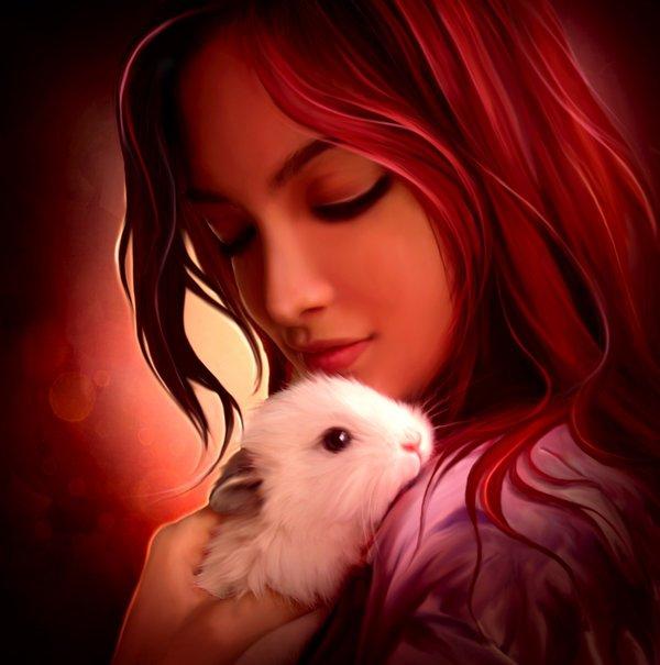 Pour Véra.....Toi qui aimes les animaux....^^
