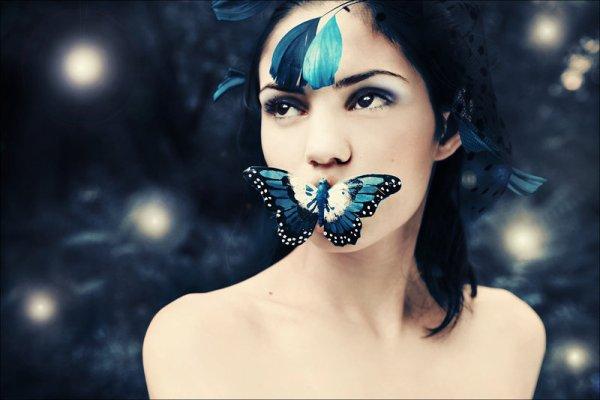 Tel un papillon