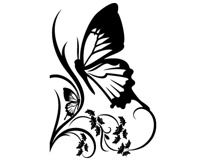 Bluedragonbutterfly