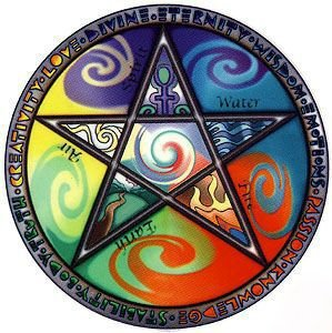 Fabrication d'un pentacle