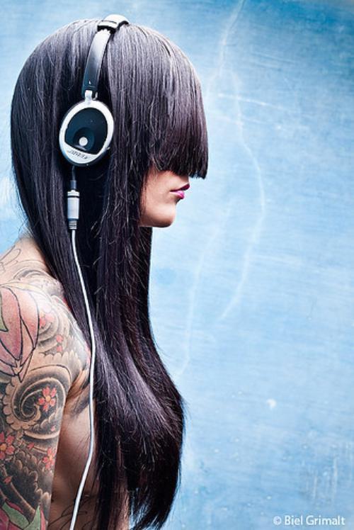 A chacun sa musique intérieure......