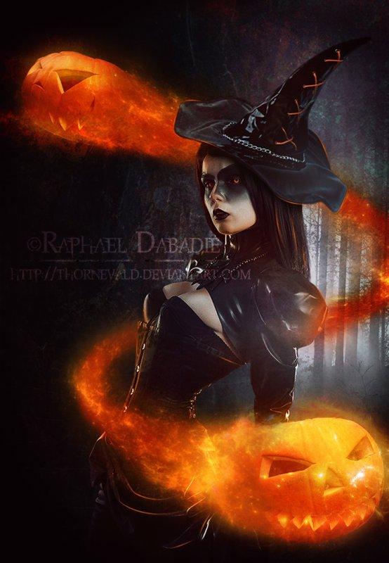 Samhain....La fête des morts