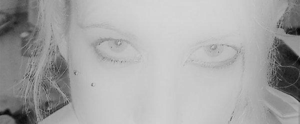 Les yeux parlent d'eux mêmes....