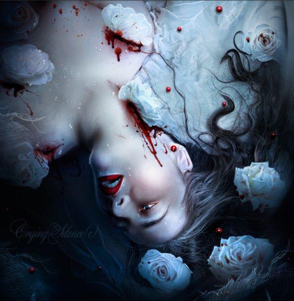 A chaque étapes de la vie, Des fissures viennent se rajouter aux blessures déjà endolories