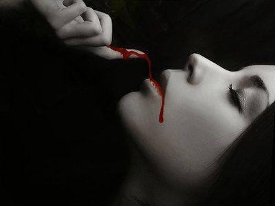 La soif de sang.....