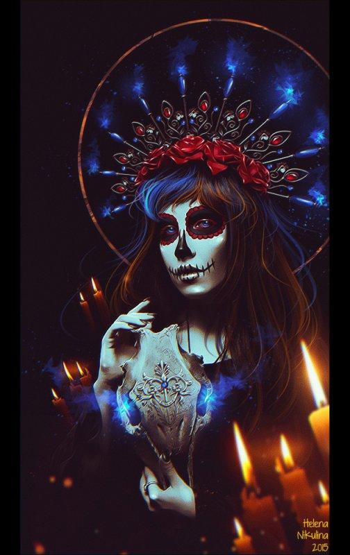 Rien ne sert d'avoir un beau visage et un beau corps si ton coeur est sombre et ampli de méchanceté....La vrai beauté viens du coeur....