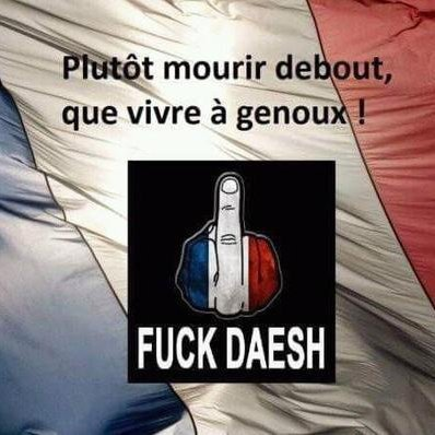 FUCK DAESH