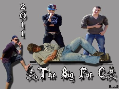 mon groupe de rap the big for c